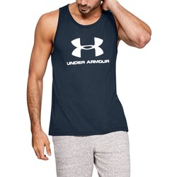 Under Armour - Mens SPORTSTYLE LOGO Tank Top