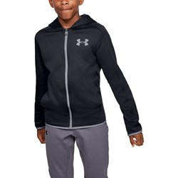 Under Armour - Boys Armour Fleece Full Zip Fleece Top