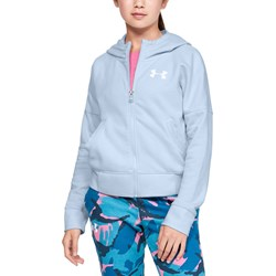 Under Armour - Girls Rival Fz Warmup Top