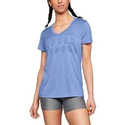 Under Armour - Womens Tech Graphic Twist SSV T-Shirt