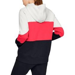 Under Armour - Womens Rival Fleece Color Block Fleece Top