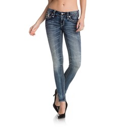 Rock Revival - Womens Adara Skinny Jeans