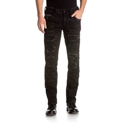 Rock Revival - Mens Alger Alternative Straight Leg Jeans