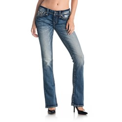 Rock Revival - Womens Rosin B202 Bootcut Jeans