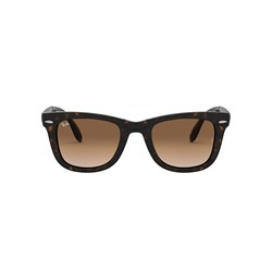 Ray-Ban RB4105 Mens Folding Wayfarer Sunglasses