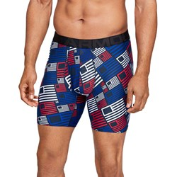 Under Armour - Mens Ua Tech 6'' Boxerjock