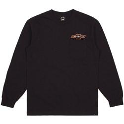 Brixton - Mens Bowtie Longsleeve T-Shirt