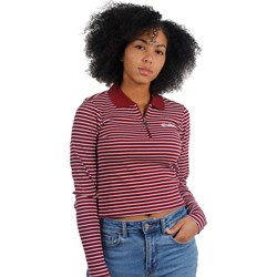 Dickies Girl - Scripty Half Zip Polo