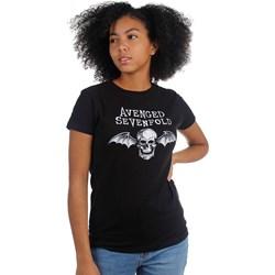Avenged Sevenfold - Womens Deathbat T-Shirt