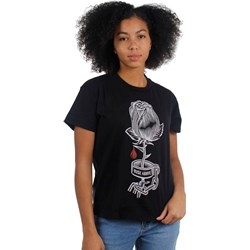 OBEY - Womens Obey Rose Shackle 2 T-Shirt