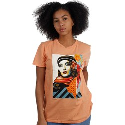 OBEY - Womens Obey Fire Sale T-Shirt