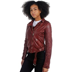 Mauritius - Womens Wild 2 Rf Leather Jacket