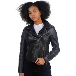 Mauritius - Womens Christy Rf Leather Jacket