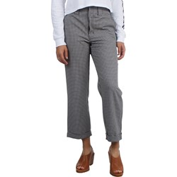 Dickies Girl - Cropped Work Pants With Rolled Hem