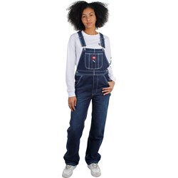 Dickies Girl - Straight Leg Overalls
