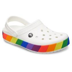 Crocs - Crocband Rainbow Block Clog