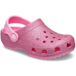 Crocs - Unisex KidsClassic Glitter Clog