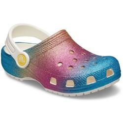 Crocs - Kids Classic Ombre Glitter Clog