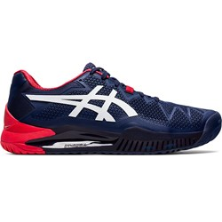 Asics - Mens Gel-Resolution 8 Sneaker