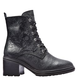 Timberland - Sienna High Waterproof Side Zip Lace Up Boot