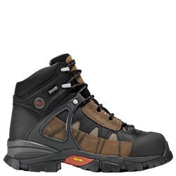 """Timberland Pro - Mens 6"""" Hyperion Xl Alloy Safety Toe Waterproof Shoe"""