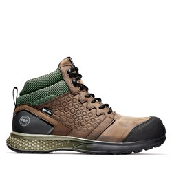 Timberland Pro - Mens Reaxion Nt Wp Hightop Shoe