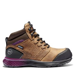 Timberland Pro - Womens Reaxion Nt Wp Hightop Shoe