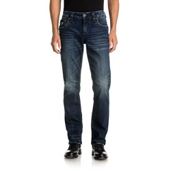 Rock Revival - Mens Boylston J206 Straight Jeans