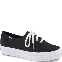 Keds - Womens Triple Black Shoe