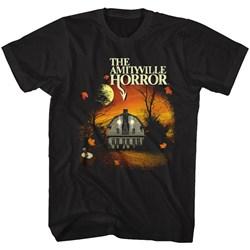 Amityville Horror - Mens Amityville House T-Shirt