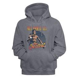 Muhammad Ali - Mens Greatest Gradients Hoodie