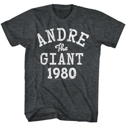 Andre The Giant - Mens Atg1980 T-Shirt