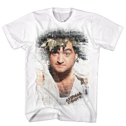 Animal House - Toga Mens T-Shirt In White Sublimation