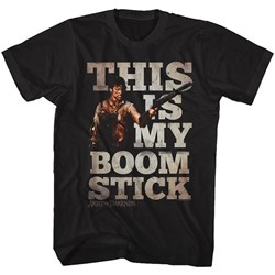 Army Of Darkness - Mens My Boomstick T-Shirt