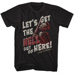 Army Of Darkness - Mens Out Of Here T-Shirt