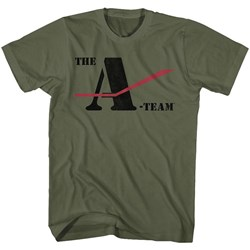 A-Team - Mens The A Team T-Shirt