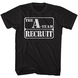 A-Team - Mens Ateam Recruit T-Shirt