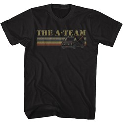 A-Team - Mens Van Lines T-Shirt