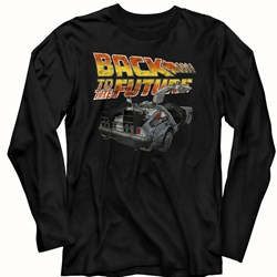 Back To The Future - Mens Btf Car T-Shirt