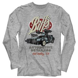 Back To The Future - Mens Biffs T-Shirt