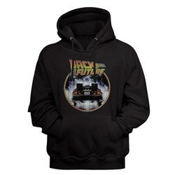 Back To The Future - Mens Back To The Back Hoodie