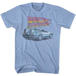 Back To The Future - Mens Future T-Shirt