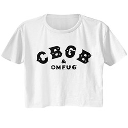 Cbgb - Womens Cbgb Black T-Shirt