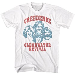 Creedence Clearwater Revival - Mens Band T-Shirt