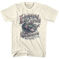 Creedence Clearwater Revival - Mens Born On The Bayou T-Shirt