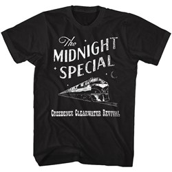 Creedence Clearwater Revival - Mens The Midnight Special T-Shirt