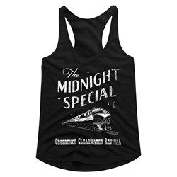 Creedence Clearwater Revival - Womens The Midnight Special Racerback Top