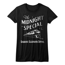 Creedence Clearwater Revival - Girls The Midnight Special T-Shirt