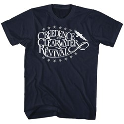 Creedence Clearwater Revival - Mens Eagle T-Shirt