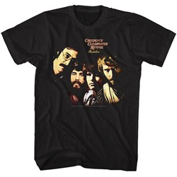 Creedence Clearwater Revival - Mens Pendulum Cover T-Shirt